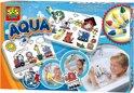 Ses Aqua Foamen kleurplaten
