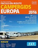 Facile-en-Route Campergids Europa 2016