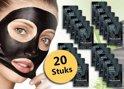 Mee-eters verwijderen met blackhead masker / Blackhead - 20 stuks