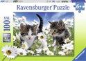 Ravensburger Schattige katjes - Puzzel van 100 stukjes