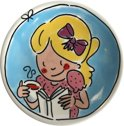 Blond Amsterdam A Cup of Blond - Theetipje - � 12 cm - 'Time to Relax'