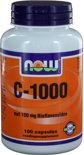 Now C-1000 met 100 mg Bioflavonoïden - 100 Capsules - Vitaminen