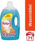 Robijn Color Vloeibaar - 71 wasbeurten - 4,76 l - Wasmiddel - Voordeelverpakking