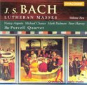 Bach: Lutheran Masses, Vol. 2 / Purcell Quartet