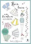 Huis, tuin en keukenkleurboek
