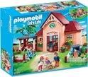 Playmobil Dierenkliniek Met Stal - 5529