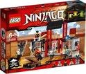LEGO Ninjago Ontsnapping Uit de Kryptarium Gevangenis - 70591