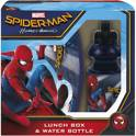 Spider-Man - Kadoset lunchbox + bidon - Multi