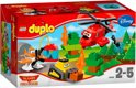 LEGO DUPLO Planes Brandweer- en Reddingsteam - 10538