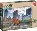 New York Central Park Puzzel 1000 Stukjes