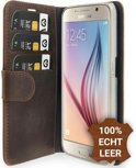 Valenta - Booklet Classic Luxe - Samsung Galaxy S6 - Vintage Brown