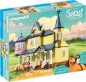 PLAYMOBIL Lucky's huis - 9475