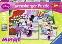Ravensburger Mooie Disney Minnie Mouse - Drie puzzels van 49 stukjes