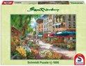 Park Parijse Bloemenmarkt