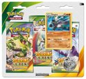 Pokemon Roaring Skies 3 booster blister Pangoro of Regirock