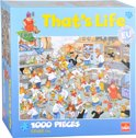 That's Life - Keuken - Puzzel - Goliath