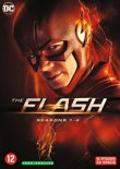 The Flash - Seizoen 1 t/m 4
