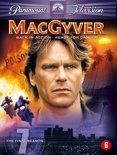 Macgyver - Seizoen 7 (4DVD)