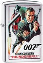 Aansteker Zippo 007 James Bond Thunderball Sean Connery