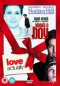 Hugh Grant 3 film box - Notting Hill - about a Boy - Love actually -