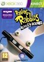 Rabbids: Alive And Kicking - Xbox 360 Kinect