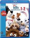 Huisdiergeheimen 1 & 2 (Blu-ray)