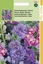 Hortitops Zaden - Zomerbloemen Blauwe tinten