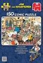 Jan van Haasteren Dining Disaster - Puzzel - 150 stukjes