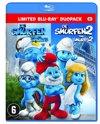 De Smurfen 1 & 2 (Blu-ray)