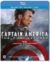 Captain America (3D+2D Blu-ray+Dvd)