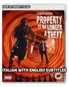 La proprietà non è più un furto (Aka Property is No Longer a Theft)(1973) [Blu-ray]