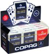 Afbeelding van het spelletje Copag Plastic speelkaarten - Jumbo Index 4 hoeken - Display