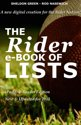 The Rider e-Book of Lists: iPad and e-Reader Edition