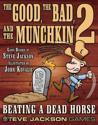 Afbeelding van het spelletje The Good, the Bad, and the Munchkin 2: Beating a Dead Horse