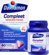 Davitamon Compleet Weerstand Multivitaminen - Bosvruchten - 60 kauwtabletten