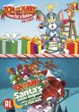 Tom & Jerry Paws For A Holiday + Tom & Jerry Santa's Little Helpers