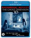 Paranormal Activity 5 - The Ghost Dimension (3D Blu-ray)