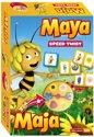 Afbeelding van het spelletje Maya de Bij Reisspel Speed Twist - Kinderpel