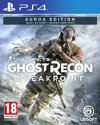 Ghost Recon Breakpoint Auroa Edition - PS4