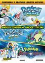 Pokemon Triple Movie Col.