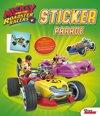 Afbeelding van het spelletje Disney Sticker Parade Mickey and the Roadster Racers