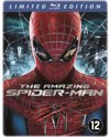 The Amazing Spider-Man (Blu-ray Limited Edition Steelbook)
