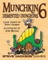 Afbeelding van het spelletje Munchkin 6 - Demented Dungeons