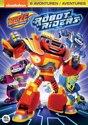 Blaze En De Monsterwielen - Robot Riders