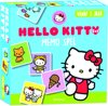 Afbeelding van het spelletje Hello Kitty memo spel