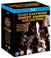 Clint Eastwood - Dirty Harry Boxset (Blu-ray) (Import)