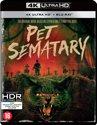 Pet Sematary (Remastered '19)(Ultra HD Blu-ray)