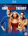 The Big Bang Theory - Seizoen 1 t/m 7 (Blu-ray) (Import)