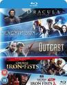 Dracula Untold/Seventh Son/Outcast/Man With The Iron Fists 1-2