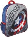 Avengers Captain America 3D rugzak/rugtas voor kinderen - Marvel rugtassen